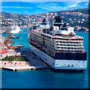 Mediterranean Vacation Cruises